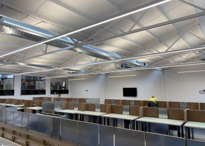 Electrician Richmond - JCB Office