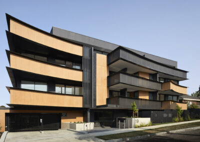 Fire Protection Services - Doncaster Apartments