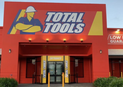 Total Tools Fire Protection