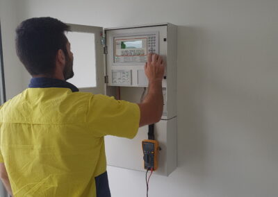 fire indicator panel ced services