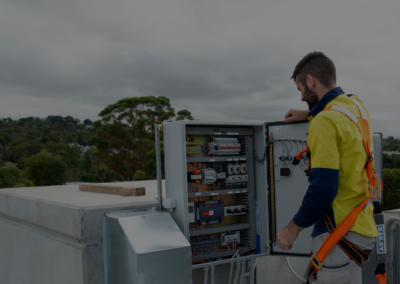 electrical reactive maintenance CED Services